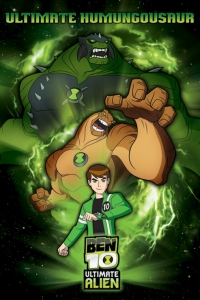 Ben 10: Ultimate Alien - Poster