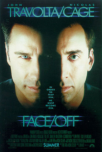 face off movie poster wwwimgkidcom the image kid has it