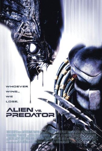 Framed Alien Vs. Predator