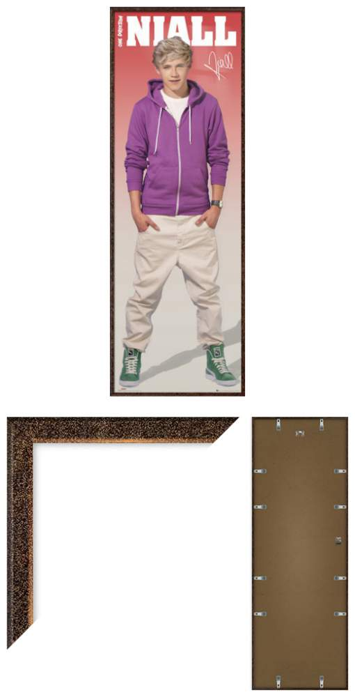 One Direction Framed Door Music Poster Niall Horan