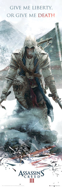 Framed Assassin's Creed III