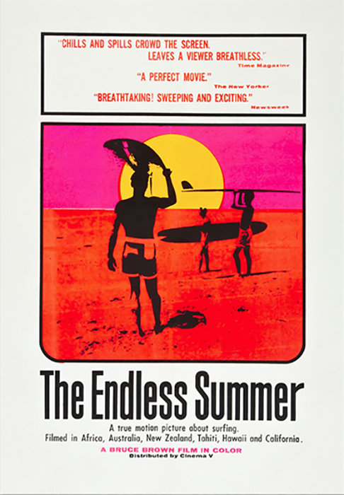Framed The Endless Summer