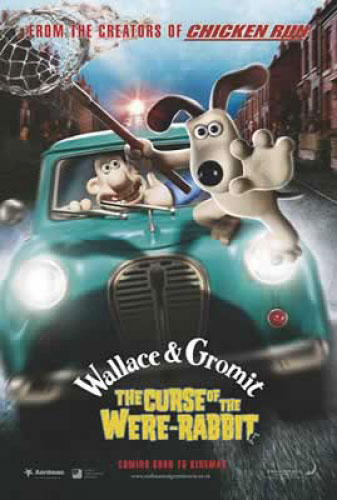 Framed Wallace & Gromit