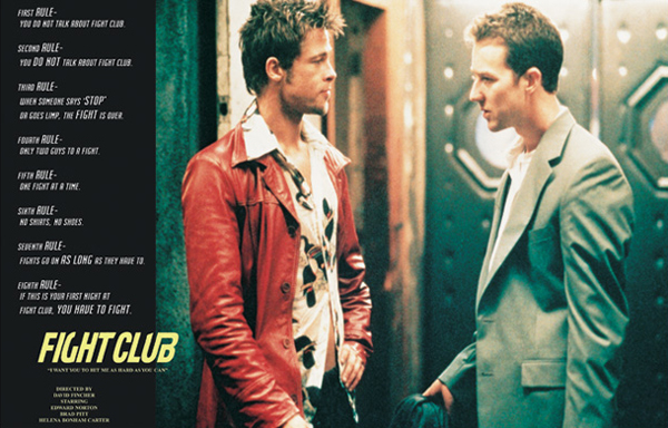 Framed Fight Club