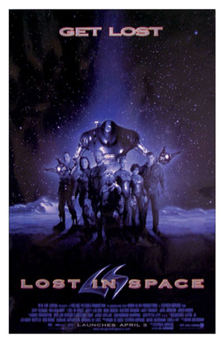 Framed Lost in Space