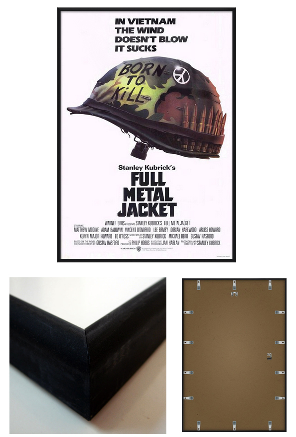 full metal jacket film analysis For full metal jacket is a film without a  highly individualistic characters who are imbued with the full range of human  or psycho analysis,.