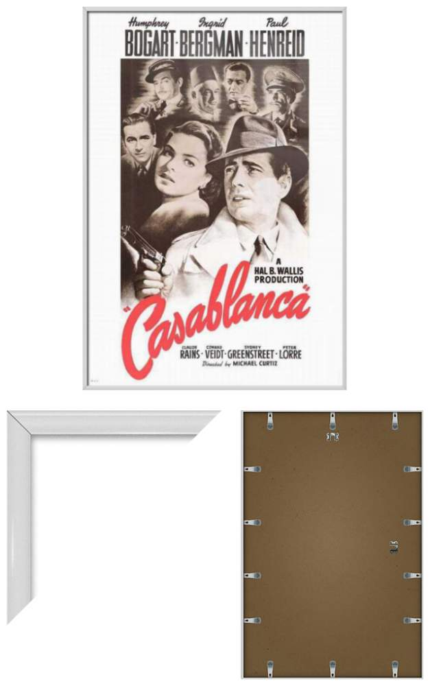 Frames for movie posters
