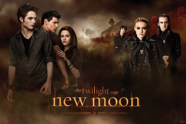 Framed The Twilight Saga: New Moon