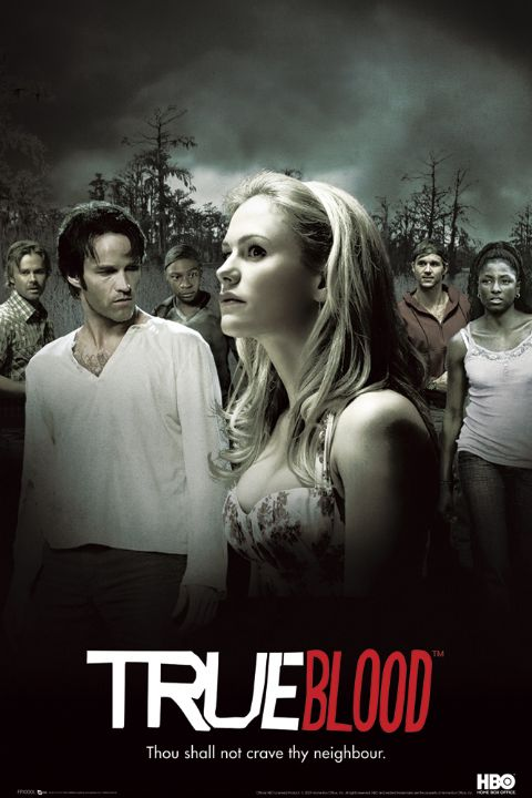 Framed True Blood