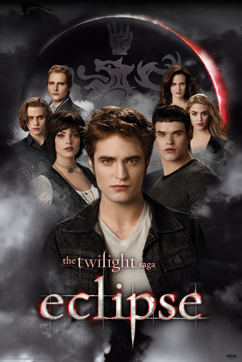 Framed The Twilight Saga: Eclipse