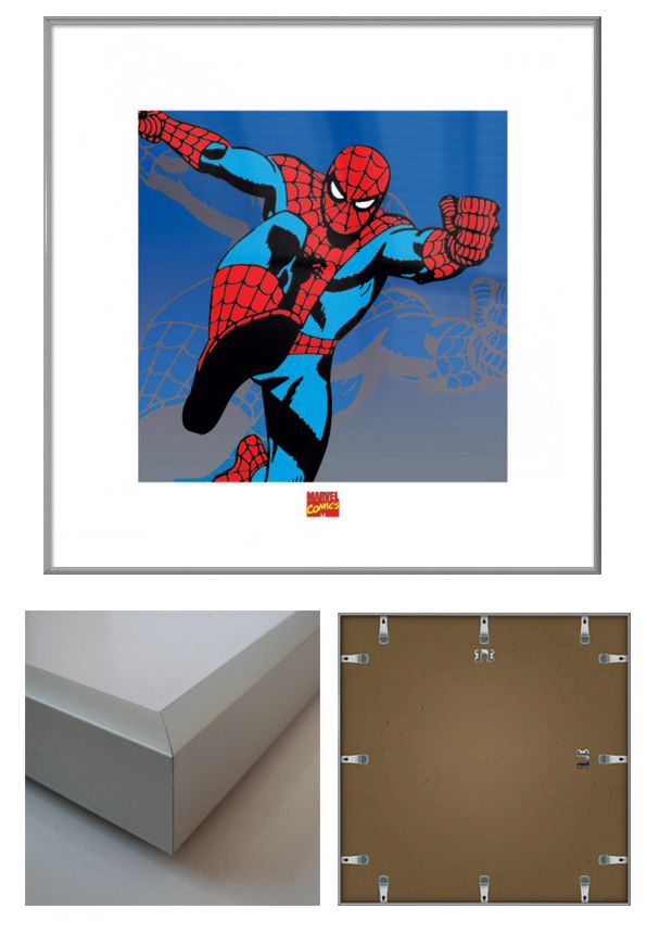 The amazing spider man framed art print poster for Home decor 63042