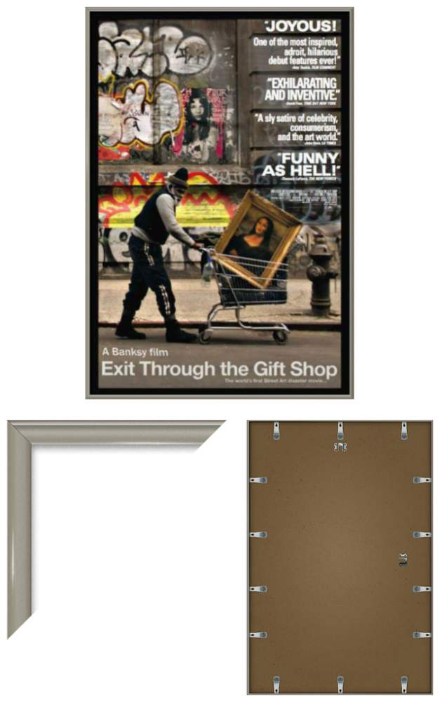 Exit through the gift shop summary