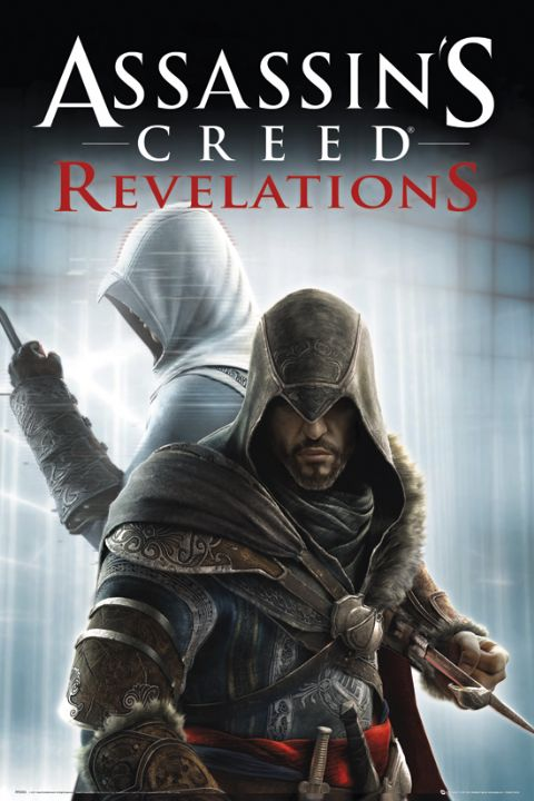 Framed Assassin's Creed: Revelations