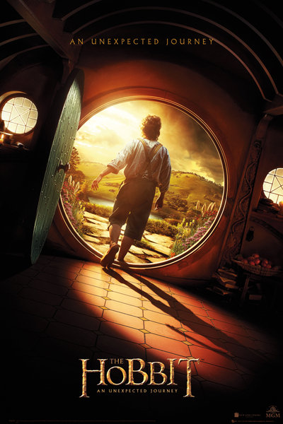Framed The Hobbit: An Unexpected Journey