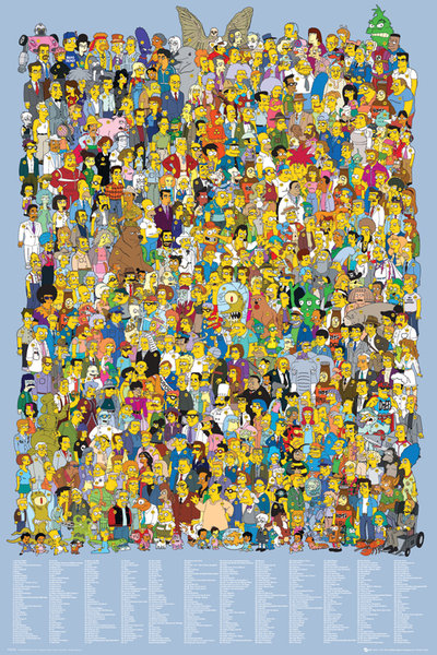 an analysis of the tv show the simpsons Subscribe now for more the simpsons clips: watch more universal studios has received historic expansion updates with the addition of springfield added to the roster and the show was honored with a star on the hollywood walk of fame in 2000.