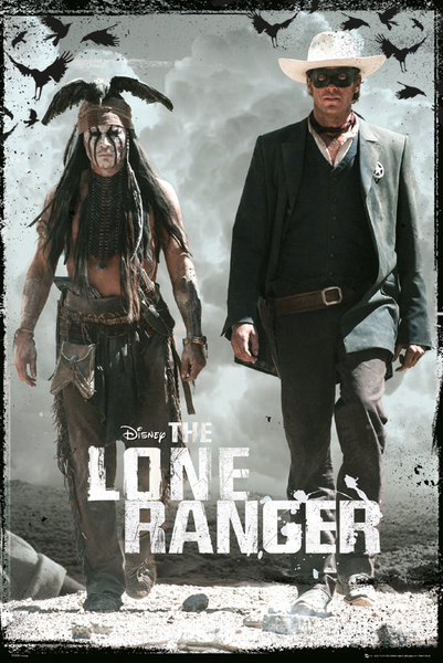 Framed The Lone Ranger