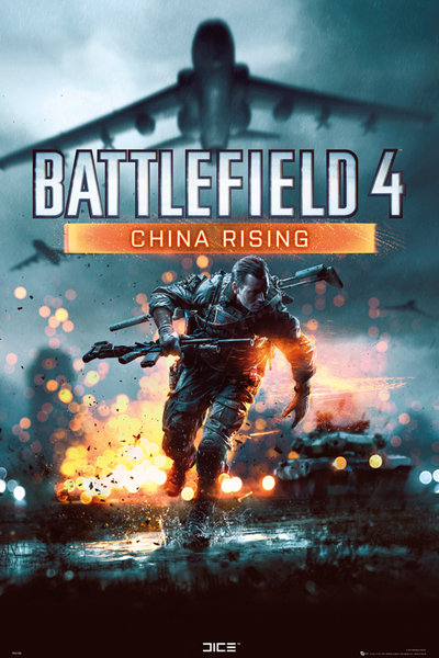 Framed Battlefield 4: China Rising