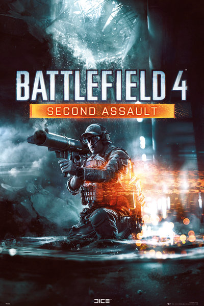 Framed Battlefield 4: Second Assault
