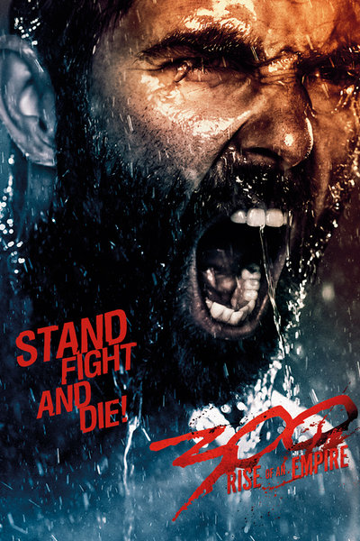 Framed 300: Rise of an Empire