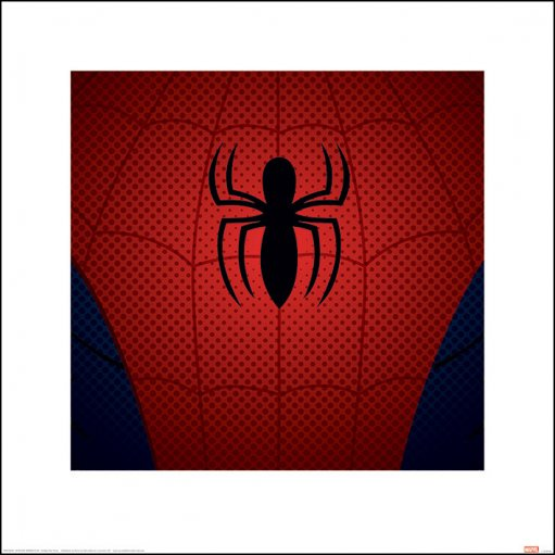 Framed Ultimate Spider-Man