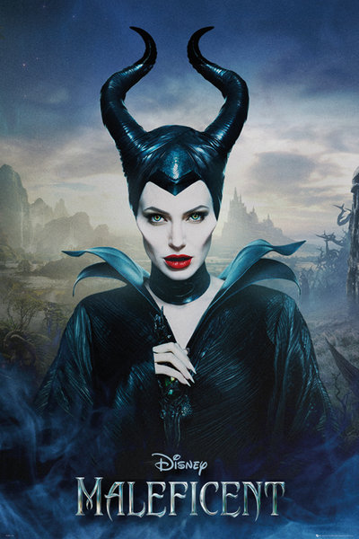 Framed Maleficent