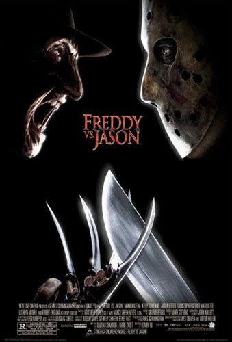 Framed Freddy Vs. Jason