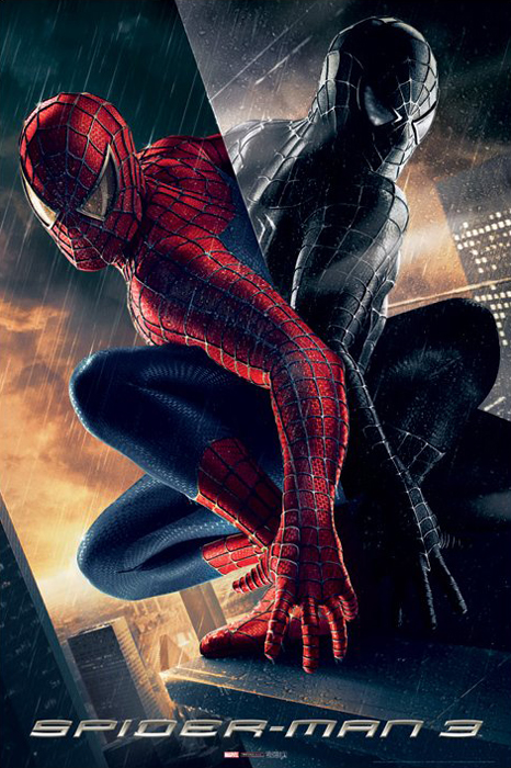 Framed Spider-Man 3