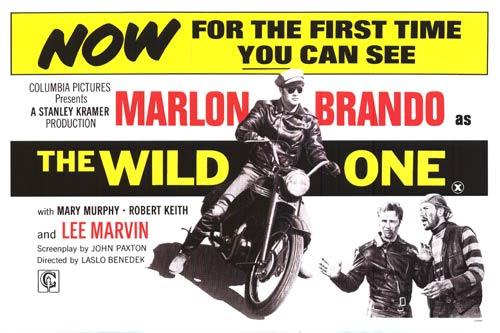 Framed The Wild One