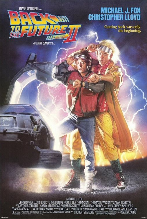 Framed Back to the Future II