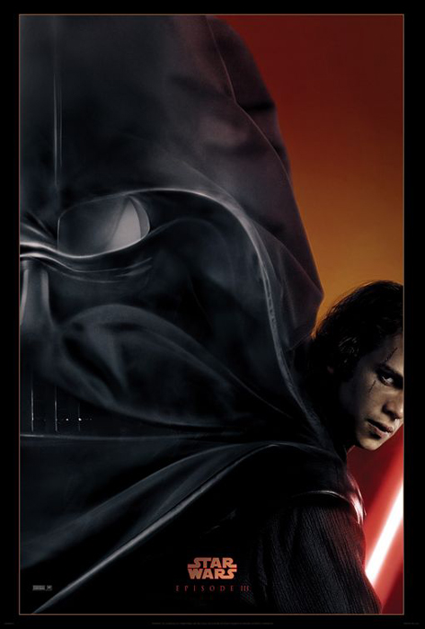 Framed Star Wars: Episode III - Revenge Of The Sith