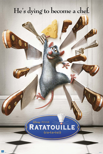 Framed Ratatouille