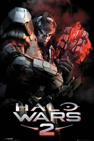 Framed Halo Wars 2