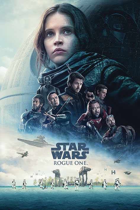 Framed Star Wars: Rogue One