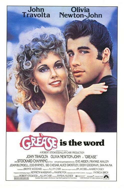 Framed Grease
